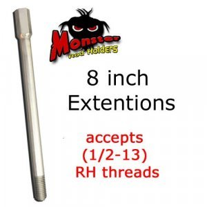 SS rod holder extentions  8 Inch Rod Holder Extension 2015 EXTENTIONS 300x300