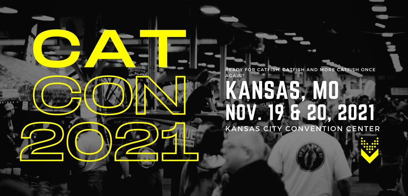 [object object] Catfish Conference Membership 2021 – Ticket Kansas City, MO (November 19 & 20, 2021) CatCon Main Page Banners 2