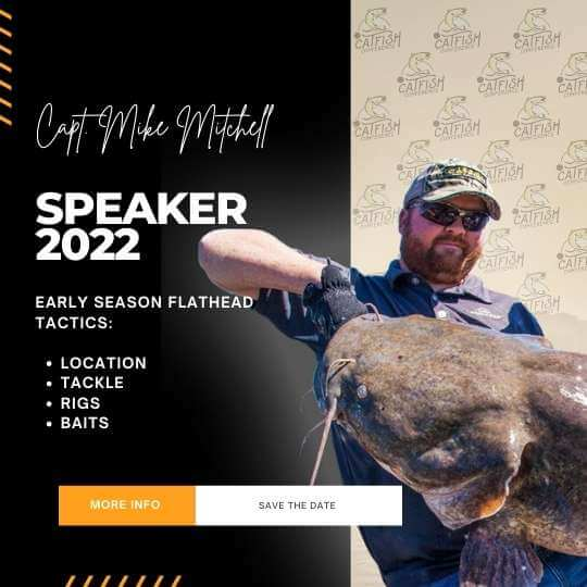 [object object] The Official Catfish Conference® 2022 | in Kansas City (MO) & Louisville (KY) Catcon 2022 Speaker Mike itchell