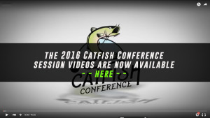 Catfish Conference Video here catfish conference 2017 Catfish Conference 2017 – Exhibitors and Floorplan Catfish Conference Video here 300x169