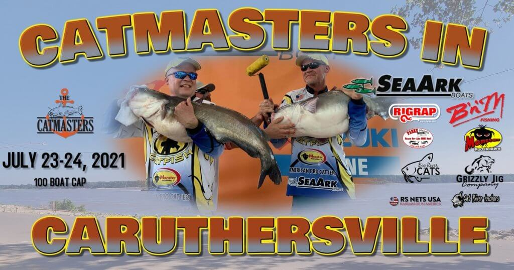 CatMasters 2021   Caruthersville, MO - Mississippi River catmasters 2021   caruthersville, mo - mississippi river CatMasters 2021   Caruthersville, MO – Mississippi River Catmasters Caruthersville 1024x538