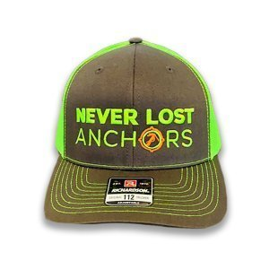 Green Hat | Never Lost Anchors green hat | never lost anchors Green Hat | Never Lost Anchors Green Hat never lost anchor 300x300