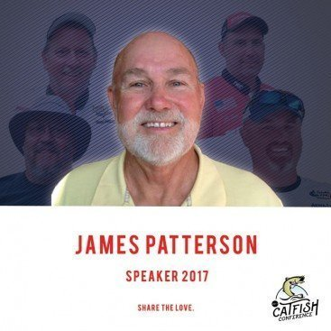 catfish conference 2017 speakers Speakers 2017 James Patterson Final 2017 367x367