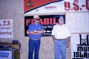 James Patterson and Bill Dance