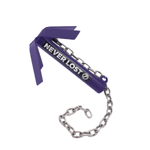 Purple Kayak Anchor - 8lbs | Never Lost Anchors purple kayak anchor | never lost anchors Purple Kayak Anchor | Never Lost Anchors NLA The Kayak Anchor Purple 300x300