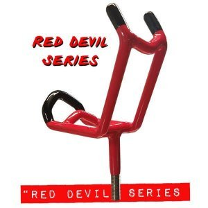 "double action 33/45 rod holder ""Red Devil"" Double Action 33/45 Rod Holder WITHOUT Economy Base Red Devil Series product 1 300x300"