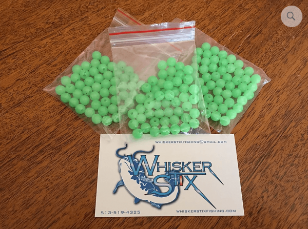 Glow Beads by Whisker Stix