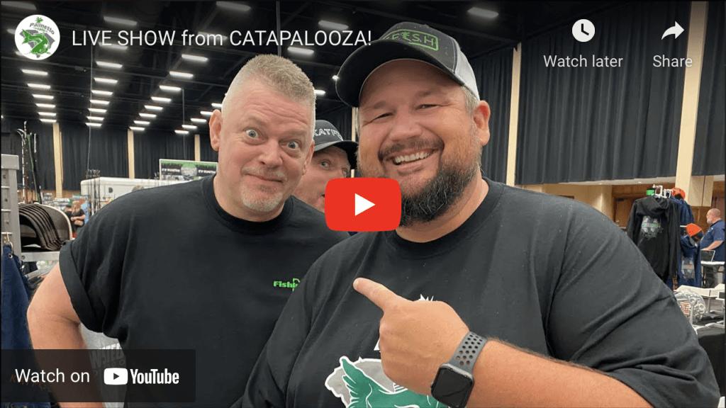 Palmetto Cats / Kevin Lakin palmetto cats Palmetto Cats – Live show from the Catapalooza Fishing Expo 2021 Screen Shot 2021 05 27 at 10
