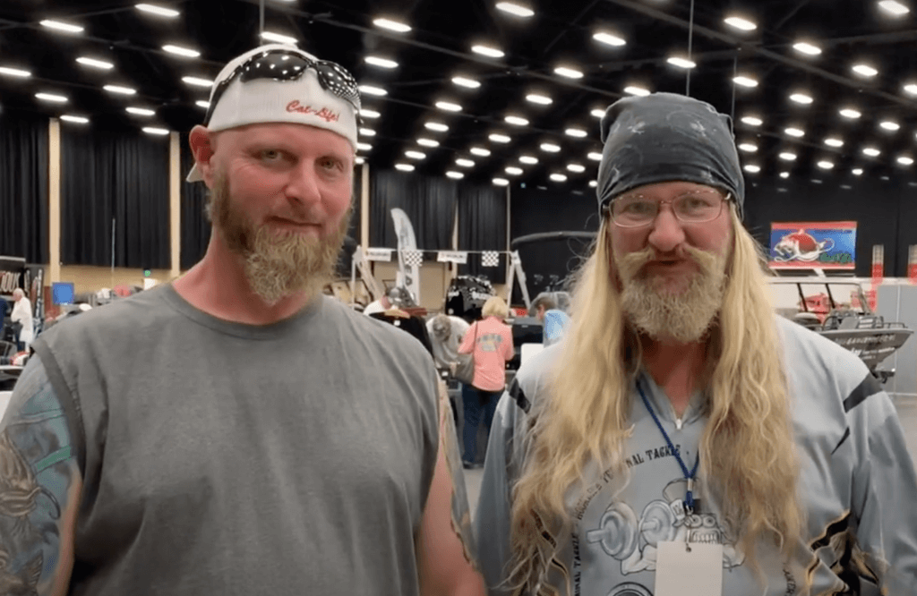Catfishing with Cahoon - Video at the 2021 Catapalooza Fishing Expo with James Arwood catfishing with cahoon Catfishing With Cahoon – Catapalooza Catfish Expo in Pigeon Forge (TN) 2021 Screen Shot 2021 05 28 at 10