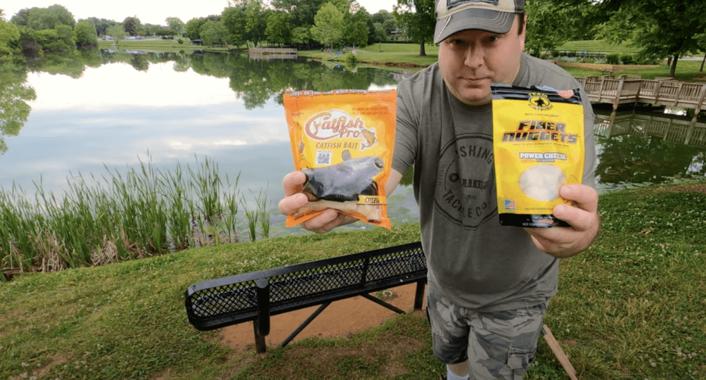 Fishing with Billy - YouTube video: Team Catfish vs Catfish Pro: Catfish Bait Rematch fishing with billy Fishing with Billy – Team Catfish VS Catfish Pro: Catfish Bait Rematch Screen Shot 2021 05 28 at 5