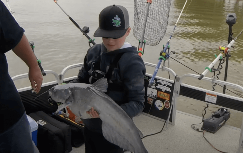 palmetto cats Palmetto Cats – Boy Catches HUGE Catfish – American Heroes Tournament Screen Shot 2021 06 16 at 12