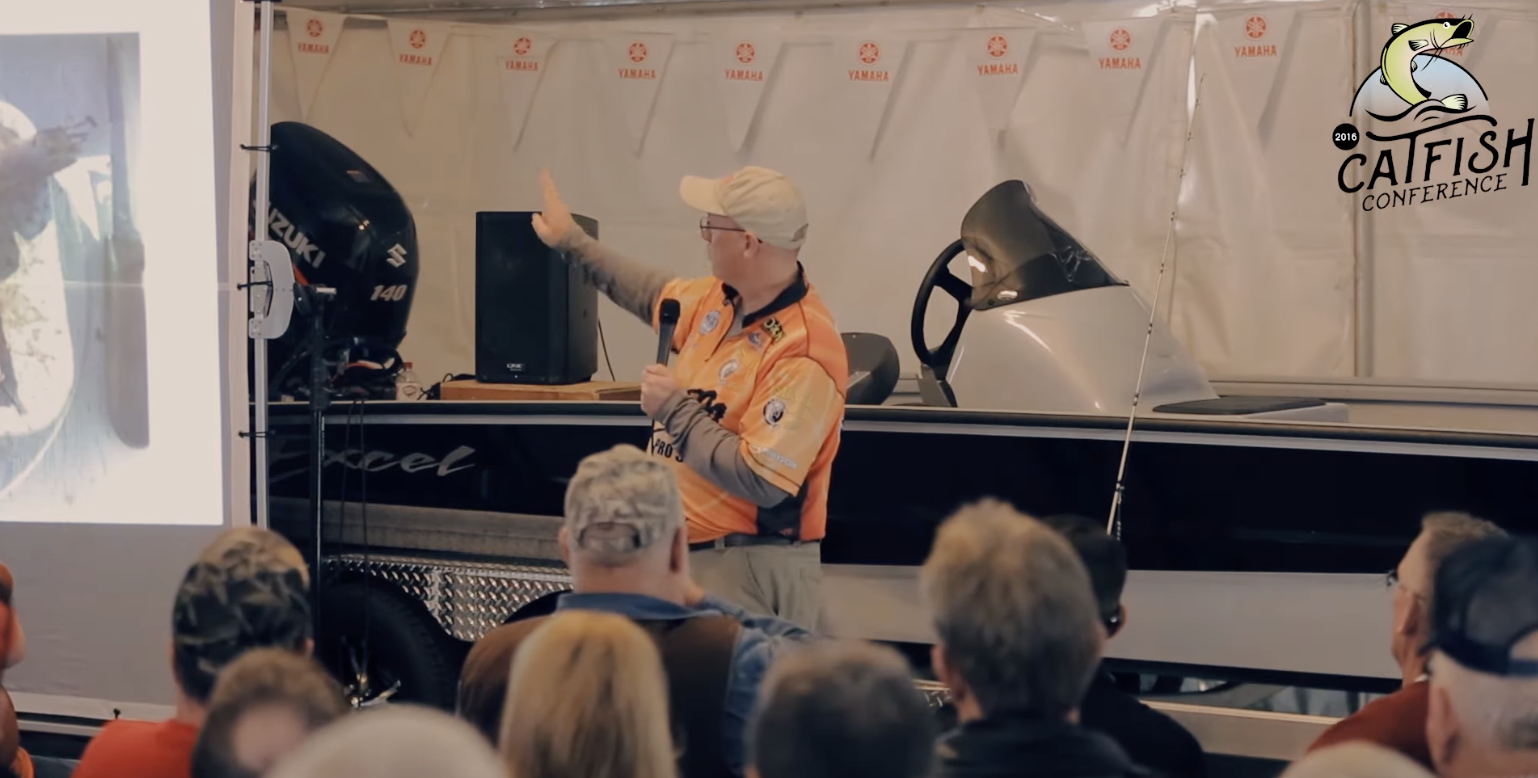"""Mark Blauvelt and Ryan Lawrence : Learn About """"Dragging"""" Baits catfish conference 2016 Mark Blauvelt and Ryan Lawrence : Learn About """"Dragging"""" Baits 