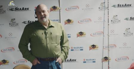 James Patterson - Catfish Conference Speaker 2017