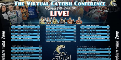 Official Catfish Conference® 2021, LIVE Edition, Friday (Day 1) 2.26.2021 [object object] Catfish Conference – Home of the great American catfishing experience Screen Shot 2021 06 24 at 1