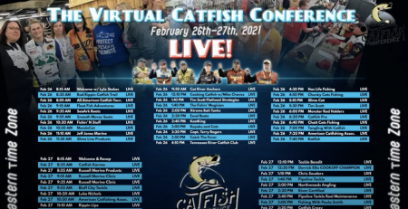 Official Catfish Conference® 2021, LIVE Edition, Friday (Day 1) 2.26.2021