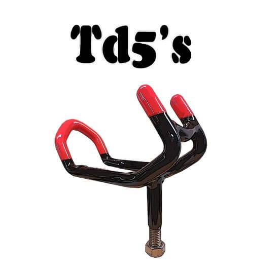 dRIFT FISHING ROD HOLDERS  Talon Series, Drift fishing Rod Holders: TD5's TD5