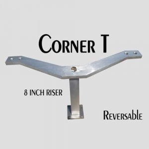 Rod Holder Tbar  Corner T Bars cornerT8 300x300