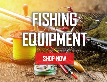 Fishing Menu fishing banner