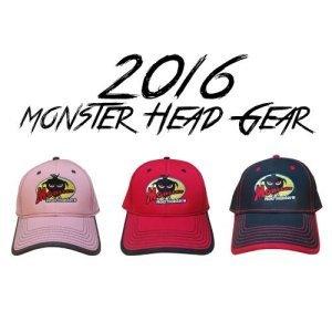fishing caps monster rod holders caps Monster Rod Holders Caps (2016) headgear 300x300