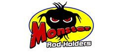 Brands Block monster rod hodler logo