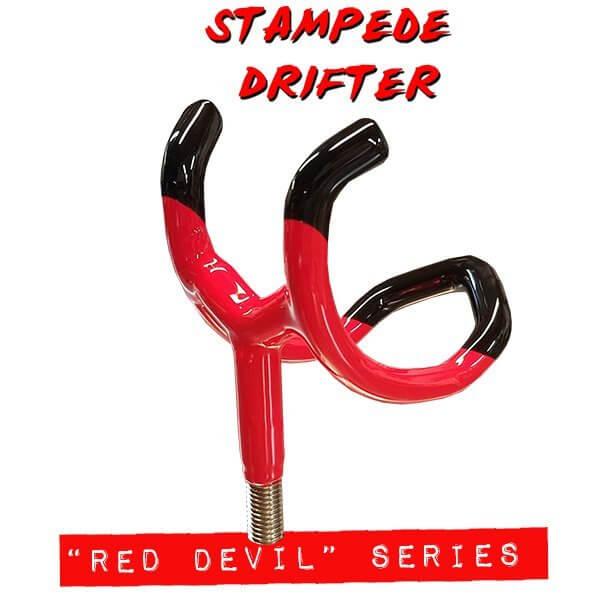 """stampede drifter """"Red Devil"""" Stampede Drifter red devil stampede drifter"""